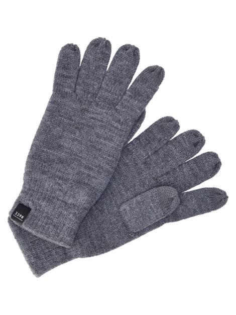 JACK & JONES Klassische Handschuhe Herren Grau