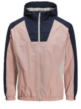 JACK & JONES Retro Jacke Herren Pastel