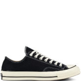 Chuck 70 Classic Low Top Black