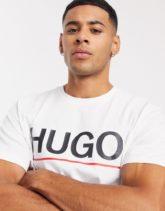 HUGO - Dolivo - Weißes T-Shirt
