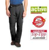 Maier Sports Tajo T-Zip -Zip-Off Hose STRETCH
