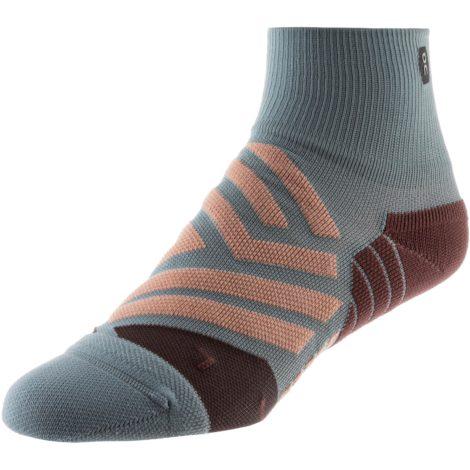 ON Mid Sock Laufsocken Damen