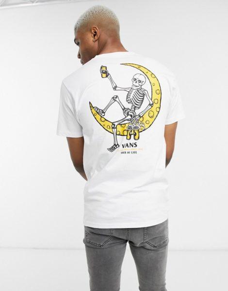 Vans - Moonshine - Weißes T-Shirt