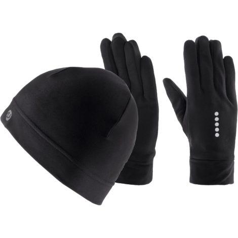unifit Set Mütze und Handschuhe Herren