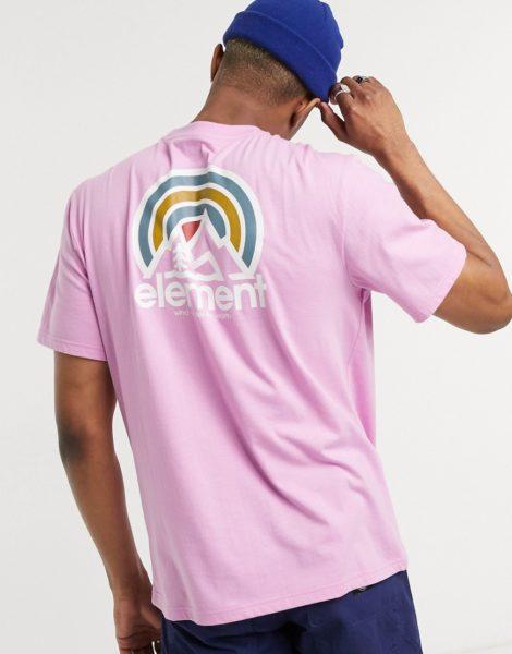 Element - Sonata - T-Shirt in Rosa