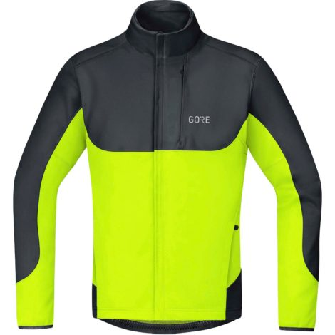 GORE® WEAR C5 GORE® WINDSTOPPER® Thermo Trail Jacke Fahrradjacke Herren