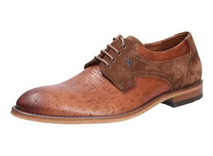 Lloyd Business Schuhe braun Herren Schnürschuhe 44