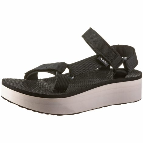 Teva Flatform Universal Sandalen Damen