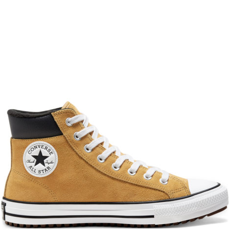 Unisex Chuck Taylor All Star PC High Top Boot Black