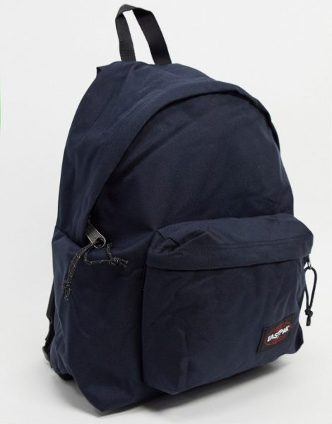 Eastpak - Pak'R - Gepolsterter Backpack in Marine-Navy