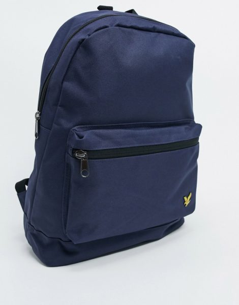 Lyle and Scott - Backpack in Marine-Navy