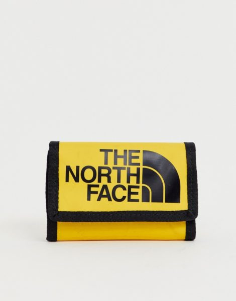 The North Face - Base Camp - Gelbe Brieftasche