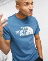 The North Face - Easy - T-Shirt in Blau