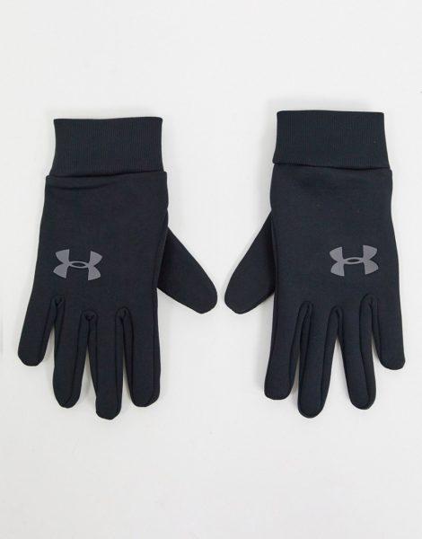 Under Armour - Schwarze Handschuhe