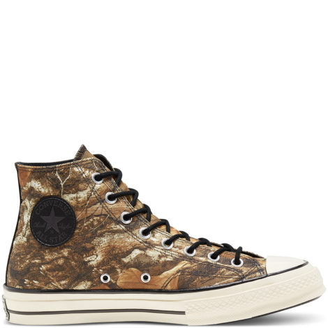 Unisex Real Tree Chuck 70 High Top