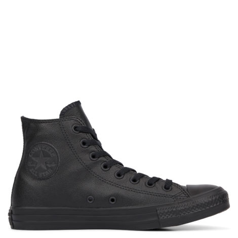 Chuck TaylorAll Star Mono Leather Black