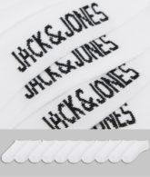 Jack & Jones - Weiße Socken im 10er-Pack