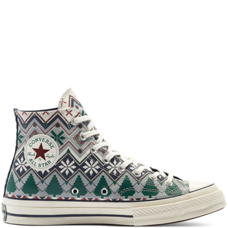 Unisex Holiday Sweater Chuck 70 High Top