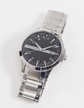 Armani Exchange - AX2103 Hampton - Armbanduhr in Silber