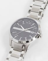 Armani Exchange - AX2103 Hampton - Armbanduhr in Silber