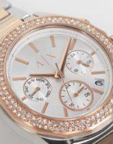 Armani Exchange - AX5653 - Armbanduhr für Damen-Mehrfarbig