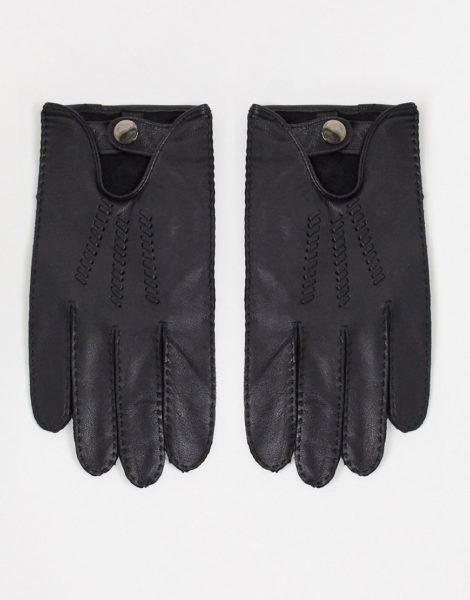 Barneys Original - Schwarze Touchscreen-Handschuhe