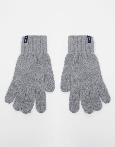 Ben Sherman - Santos - Handschuhe in Grau