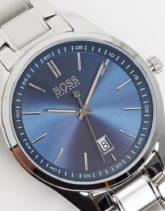 Boss - Circuit - Armbanduhr 1513731-Silber