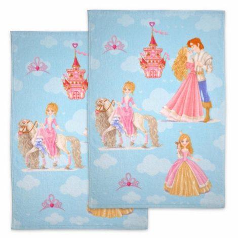 """Dyckhoff Handtücher """"Prinzessin"""" (2-St), mit Prinz und Prinzessin"""