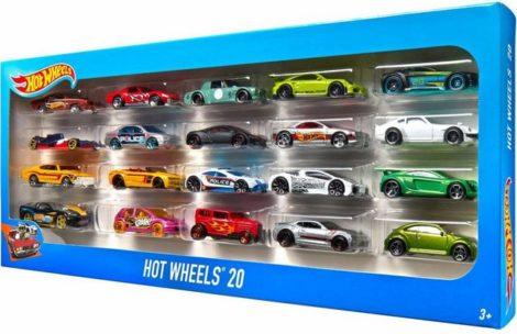"""Hot Wheels Spielzeug-Auto """"Hot Wheels® 20er Geschenkset"""""""