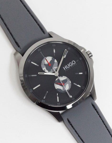 Hugo Boss - Jump - Armbanduhr-Grau