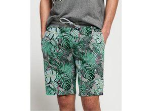 Superdry Superdry Shorts mit Waschung und durchgehendem Print