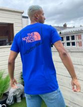 The North Face - Extreme - Blaues T-Shirt