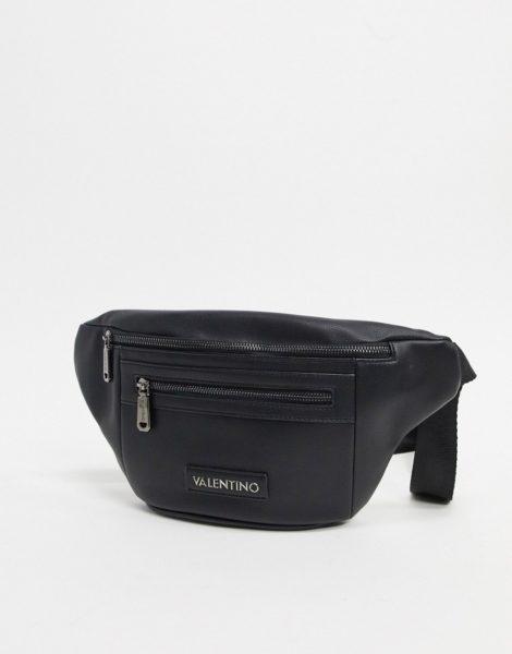 Valentino by Mario Valentino - Finn - Schwarze Gürteltasche