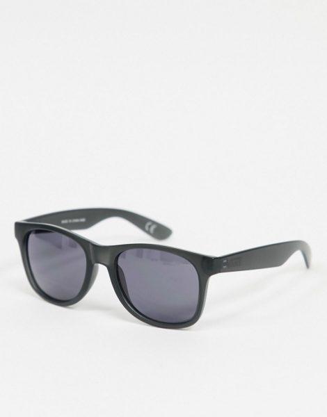 Vans - Spicoli 4 - Schwarze Sonnenbrille-Mehrfarbig