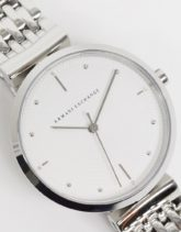Armani Exchange - Armbanduhr AX5900-Silber