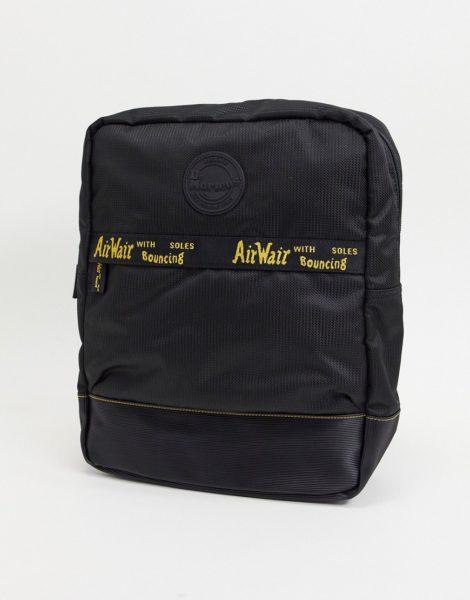 Dr Martens - Large Groove - Nylon-Rucksack, AB087001-Schwarz