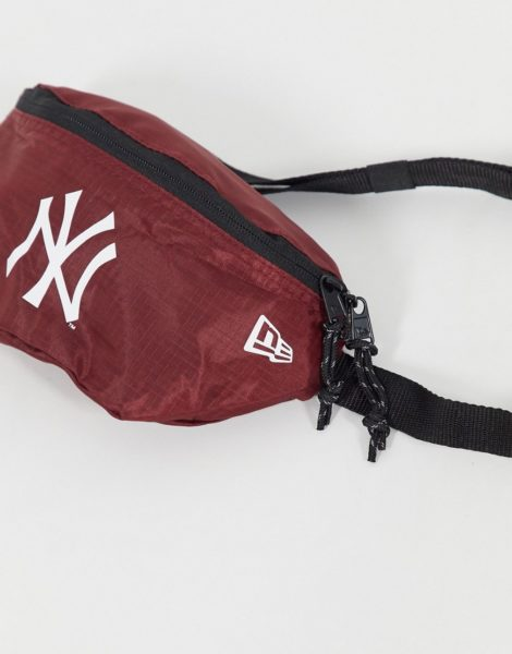 New Era - MLB NY - Gürteltasche in Rosa
