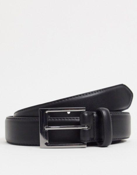 New Look - Eleganter Gürtel in Schwarz
