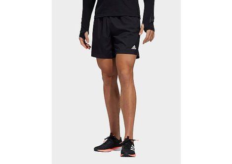 adidas Run It 3-Streifen PB Shorts - Black - Herren, Black