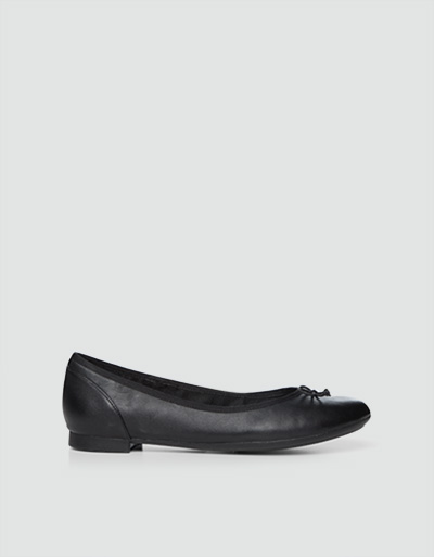 Clarks Couture Bloom black leather 26115485D