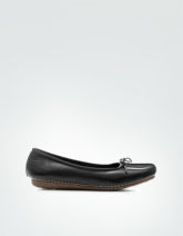 Clarks Freckle Ice black leather 20352929D
