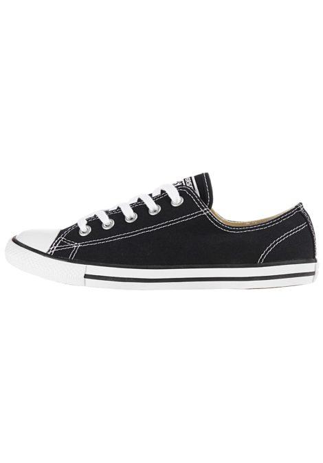 Converse Chuck Taylor All Star Dainty Ox - Sneaker für Damen - Schwarz