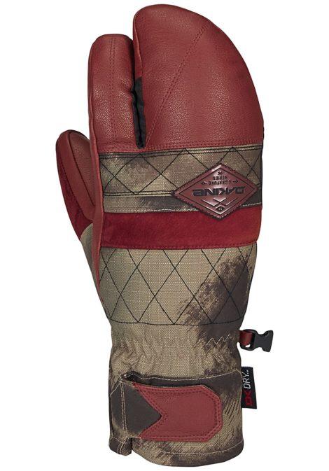 Dakine Team Fillmore Trigger Mitt - Snowboard Handschuhe für Herren - Rot