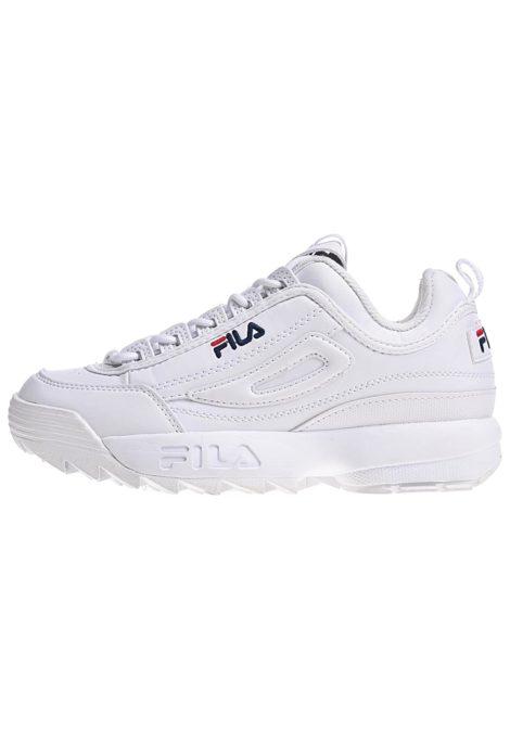 Fila Disruptor Low - Sneaker für Damen - Weiß