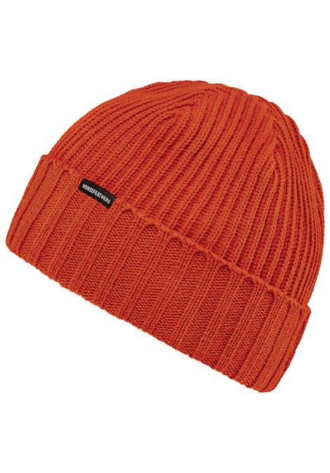 Horsefeathers Chasy - Mütze für Herren - Orange