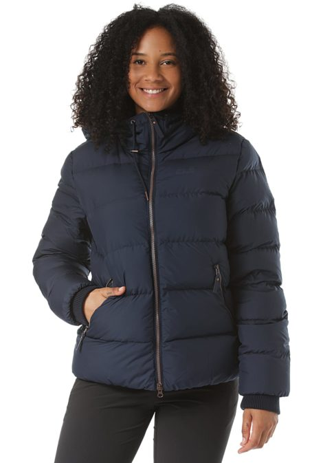 Jack Wolfskin Crystal Palace - Jacke für Damen - Blau