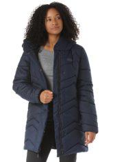 Jack Wolfskin Kyoto Coat - Mantel für Damen - Blau