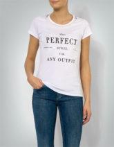 LIU JO Damen T-Shirt W17250/J0231/W9087