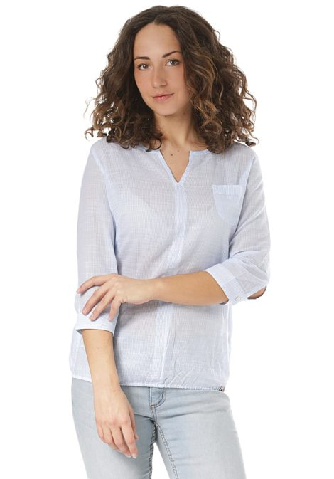 Lakeville Mountain Dawa - Bluse für Damen - Blau